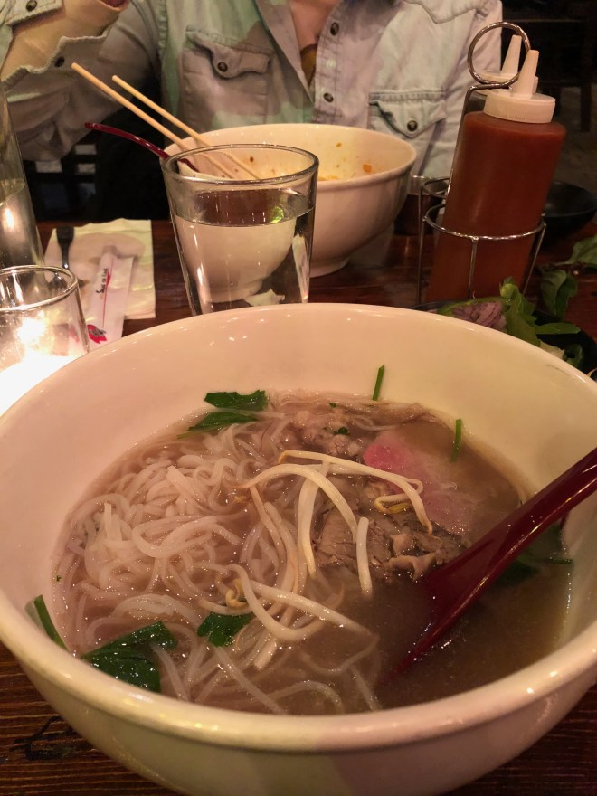 Pho Bo at OBAO