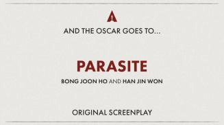 PARASITE - Original Screenplay
