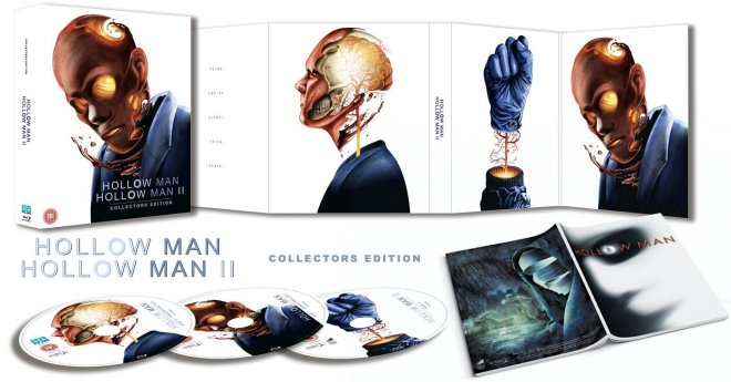 Hollow Man I & II Collector's Edition