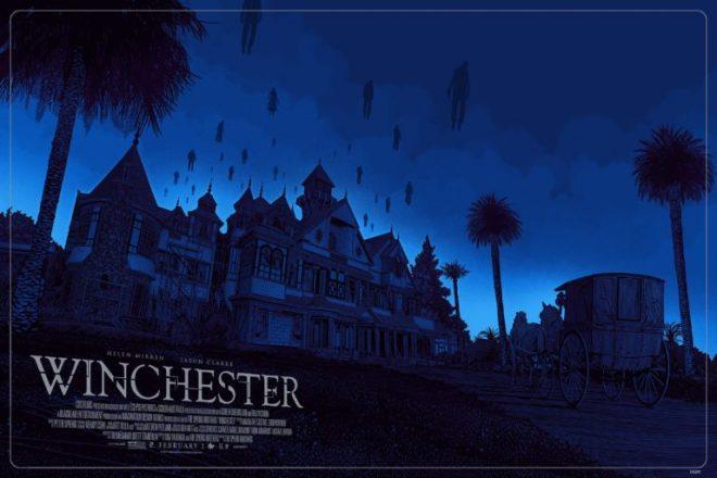 """Winchester"" Poster by Daniel Danger"