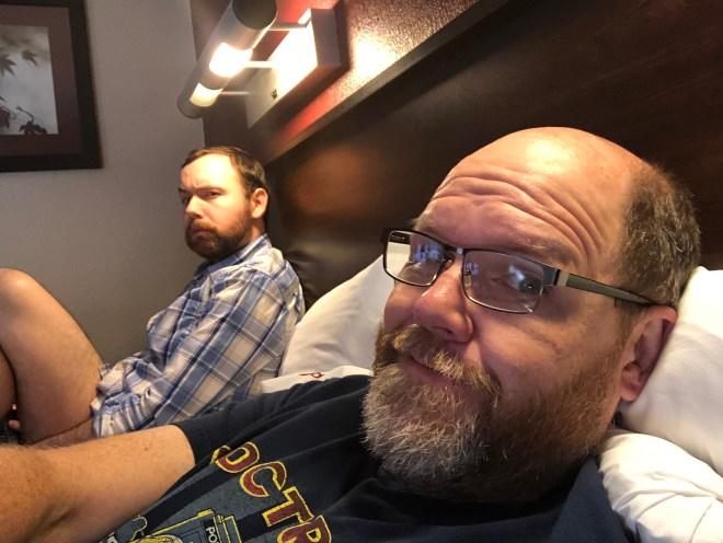 Motel Selfie