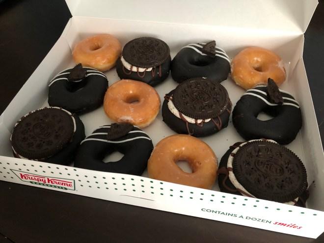 Krispy Kreme OREO Donuts