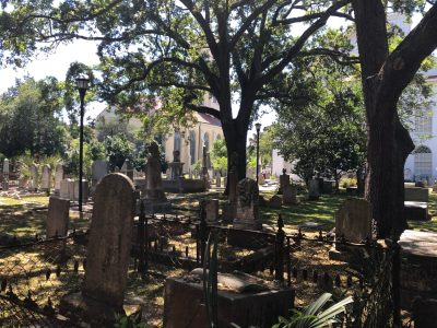 Charleston Graveyard