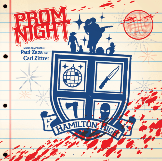 Prom Night Limited Edition 12-Inch Vinyl
