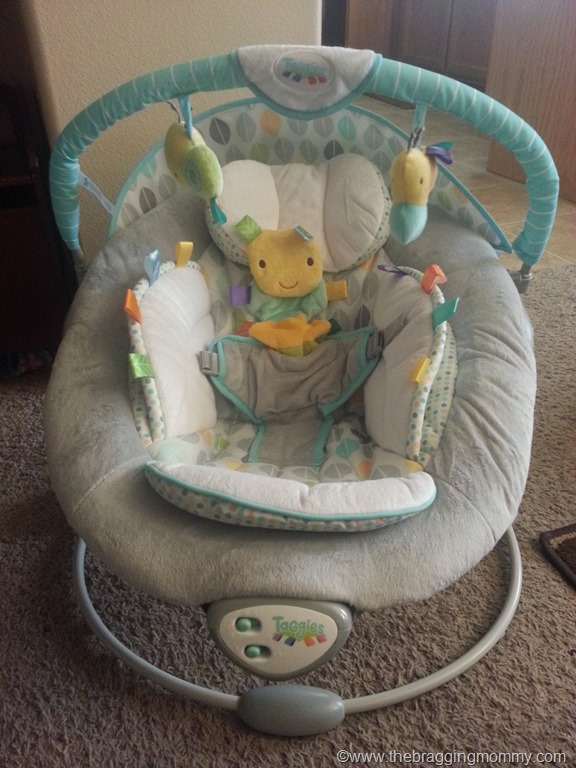 When Can Baby Bouncer Sit