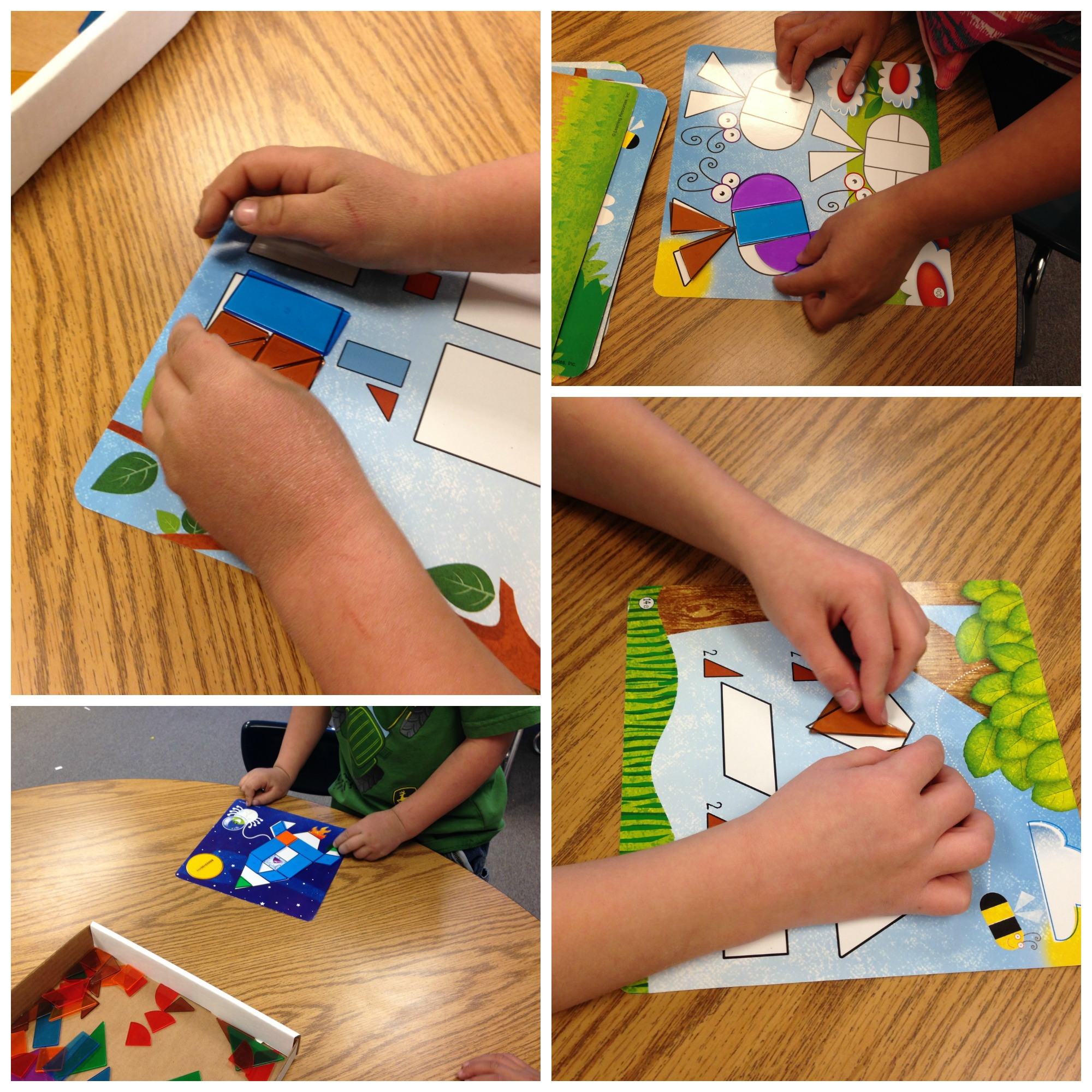 Shapes Don T Bug Me Geometry Activity Set Review And Giveaway