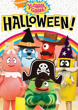 6 Nickelodeon Halloween DVDs Prize Pack Giveaway