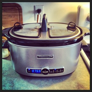 My Hero the CrockPot