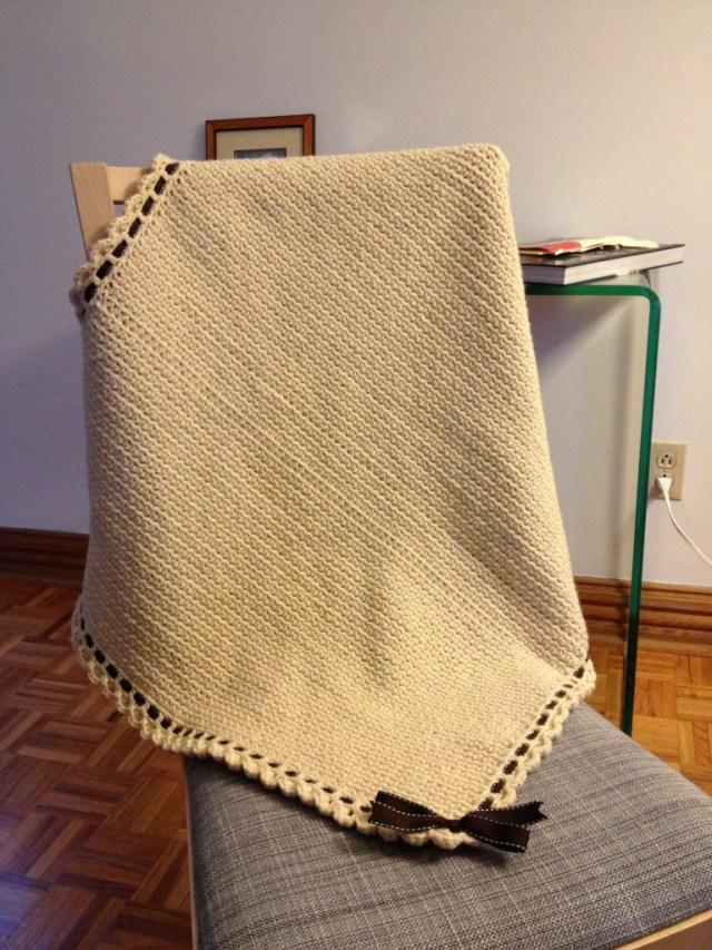 Tiramisu blanket 1