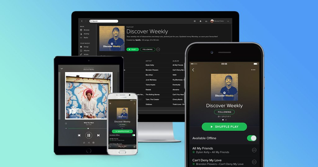 discover weekly spotify