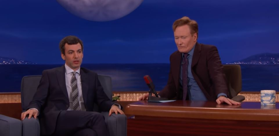 Nathan Fielder completed a trilogy of hilarious talk show