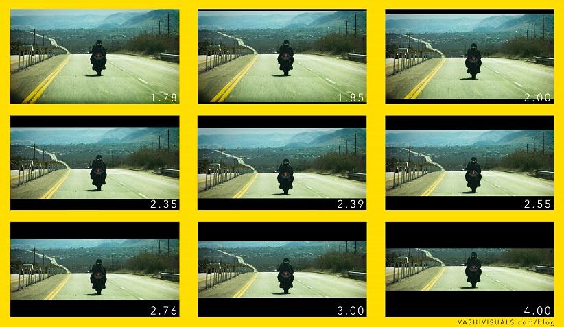 aspect ratio film