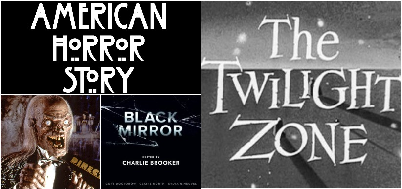 What is an anthology series, and what are some examples