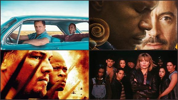 white savior movies