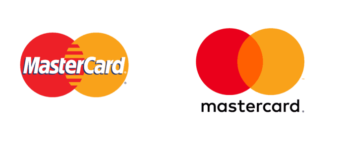mastercard new and old logo