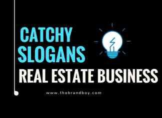 real estate business slogans
