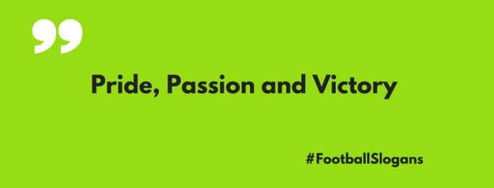 Football Slogans