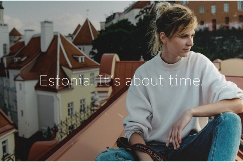 Truy cập Thương hiệu Estonia