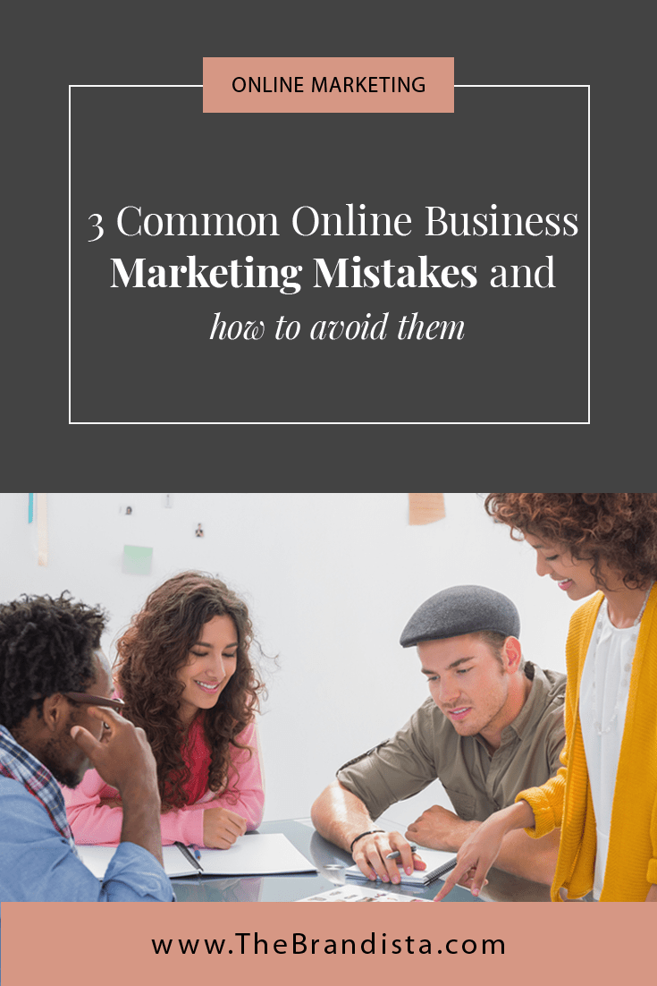 3 -Common- Online -Marketing- Mistakes