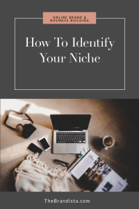 How To Identify Your Niche