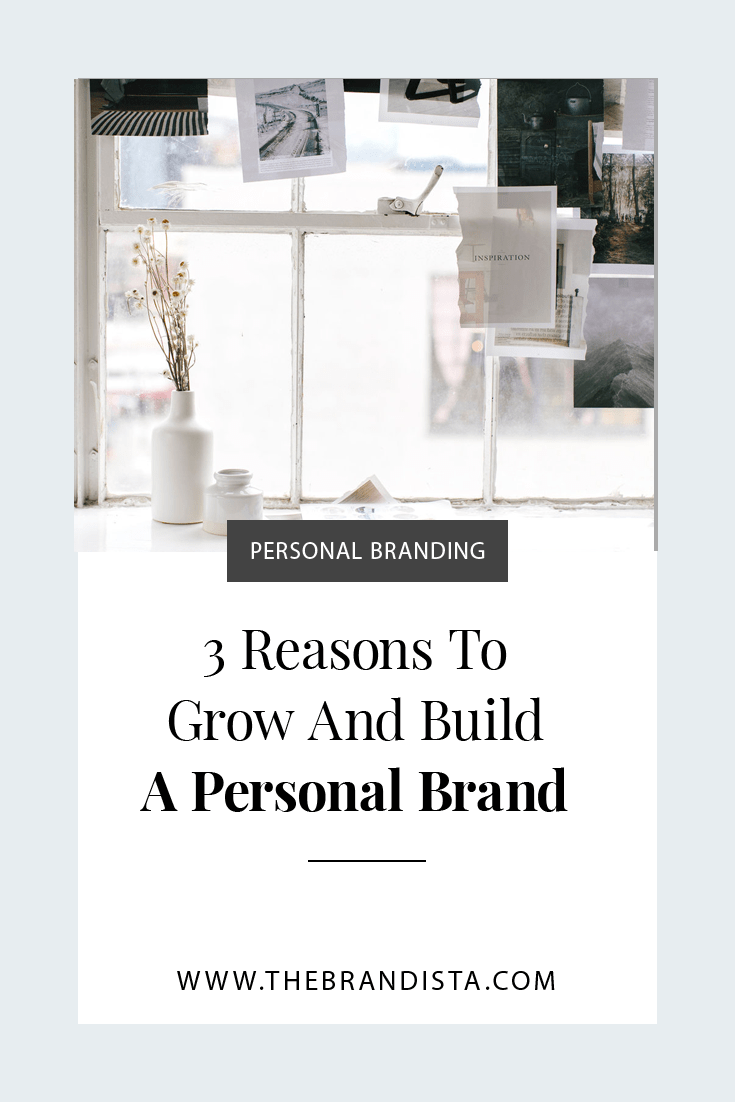Personal branding tips, ideas and 3 Reasons To Grow And Build Your Personal Brand NOW | Download the personal brand worksheet and start seeing benefits of personal branding in your business. | #businesstips #personalbrand #personalbranding