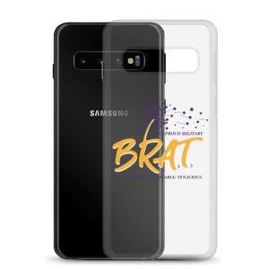 BRAT Samsung Case