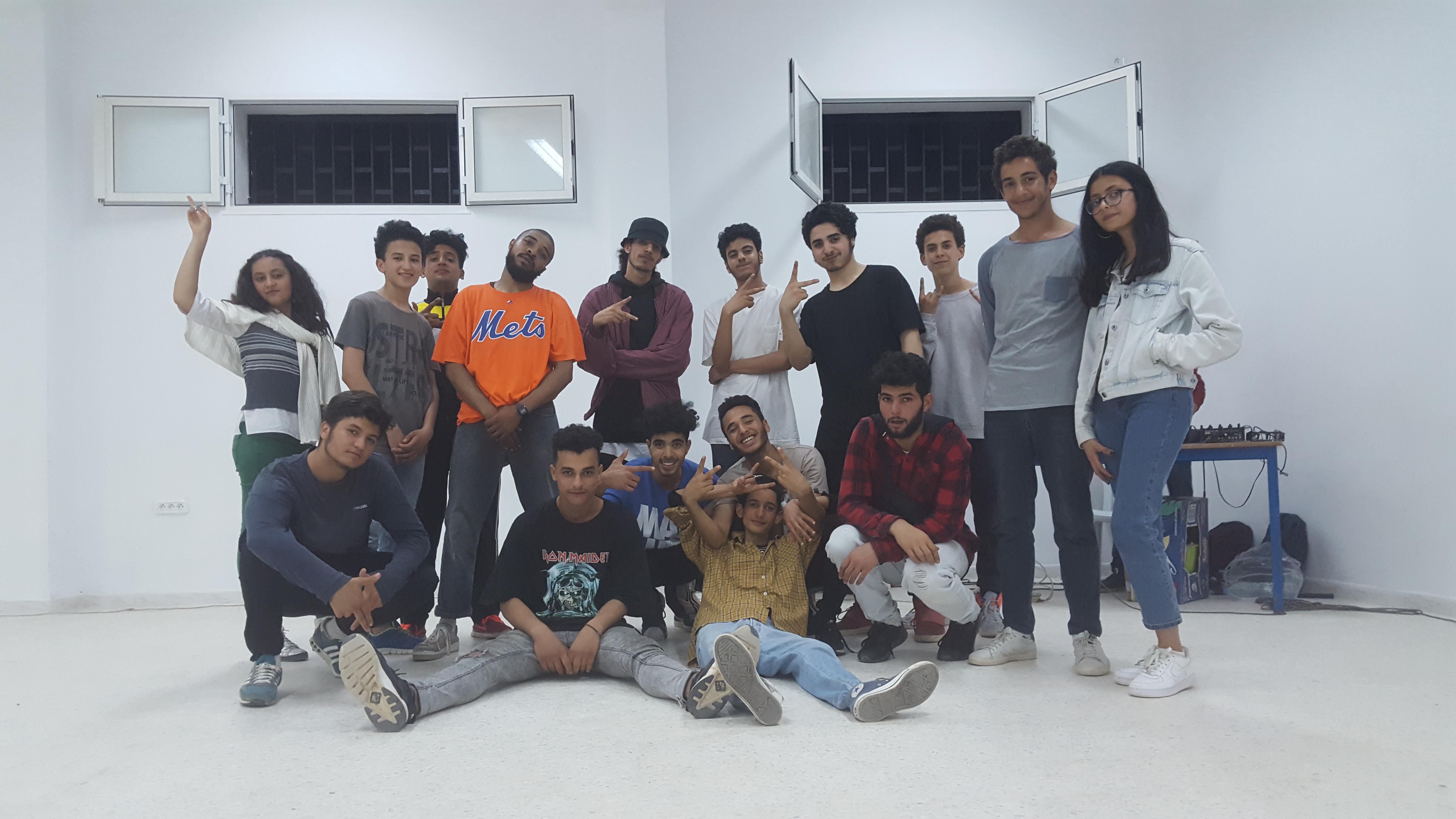 BreakEducate: Hip-hop Workshops