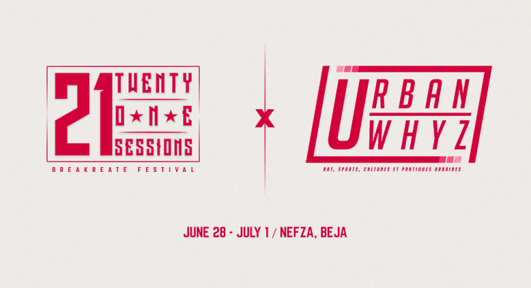 Breakreate X Urban Whyz Fest: The Straight Outta N e f z A Hip Hop Fusion