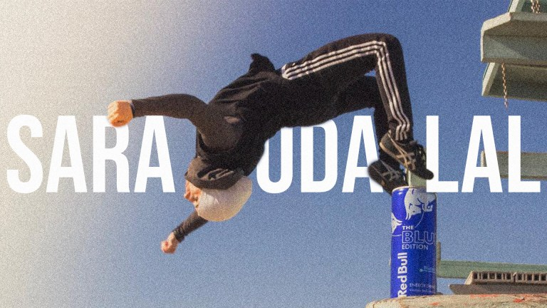 Sara Mudallal : An American Woman Making Parkour Her Career
