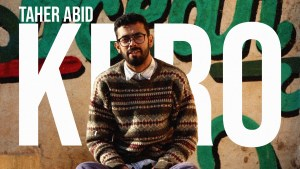 Breakreatin'Walls: Meet Taher Abid Kero