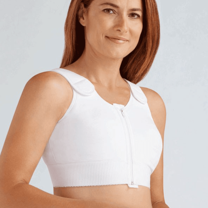 79c665fe21 Amoena Patricia Compression Bra - Elisabeth Dale s The Breast Life