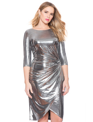 full bust party dresses
