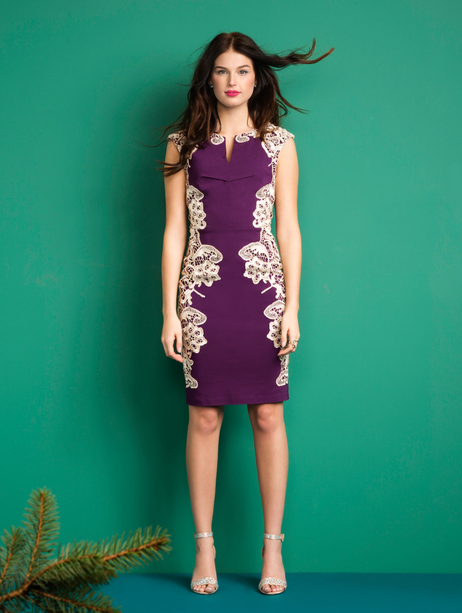 full bust part dresses