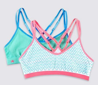 1806955b62bf0c 15 First Bras for Young Girls