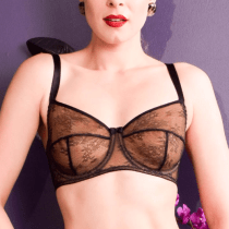 What Katie Did Veronika Lace Bra