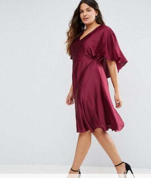 plus size party dresses