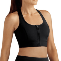 Amoena Front Zip Sports Bra
