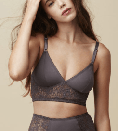 Fortnight Mira Long-Line Bralette