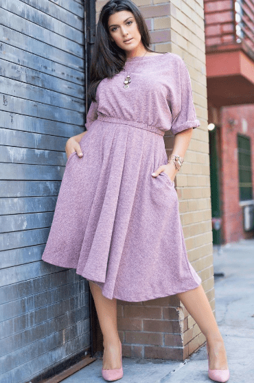 curve-friendly dresses
