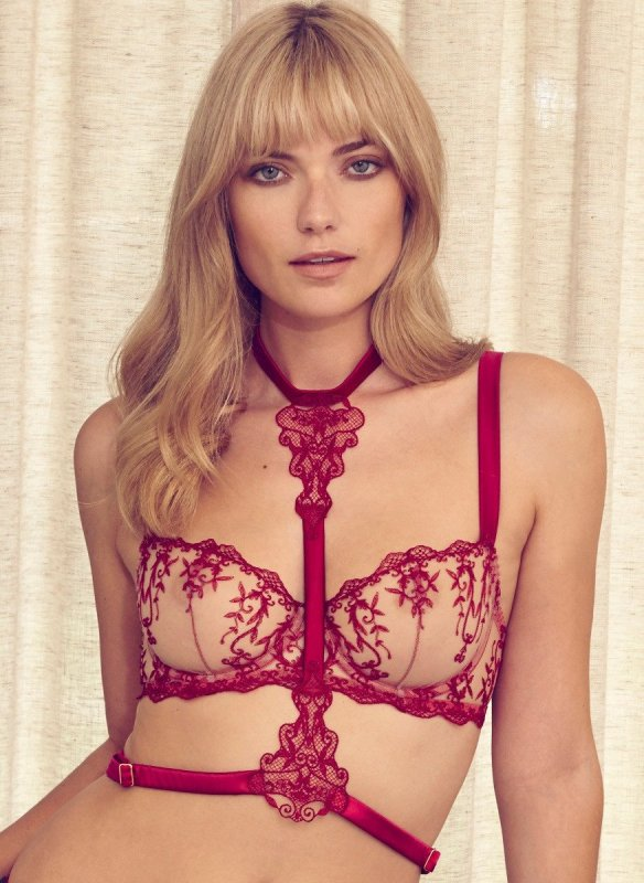 lingerie as outerwear