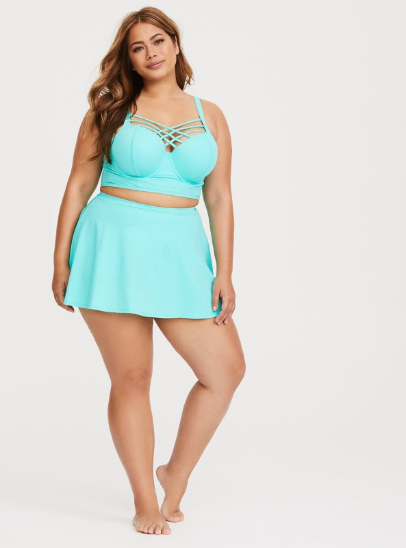 full-figured swimsuits