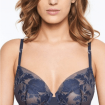 Chantelle Garnier Lace Unlined Plunge Bra
