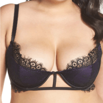 Playful Promises Sheba Underwire Push-Up Bra