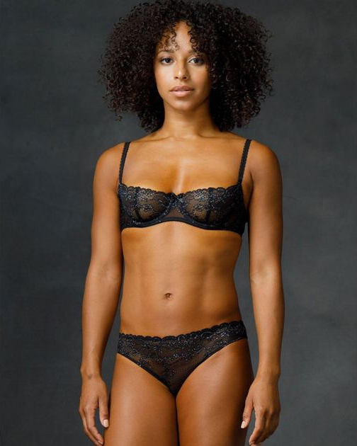 0ae3d7dc35db1 Classic Black Bra Sets to Wear Every Day-and Special Occasions - The Breast  Life