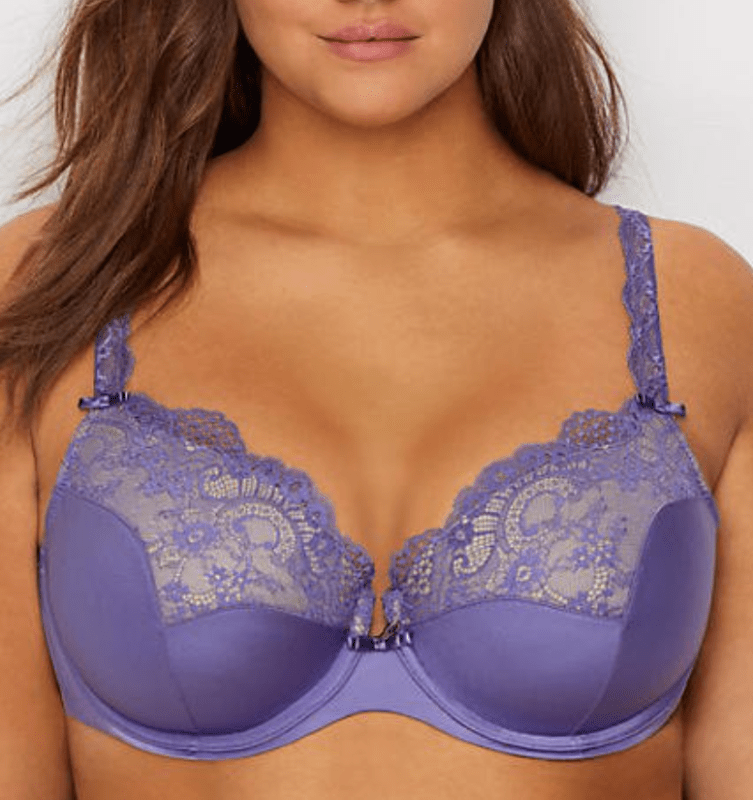 8181e162ec4 Seal of Approval Winners  Curvy Couture Tulip Lace Push-Up Bra