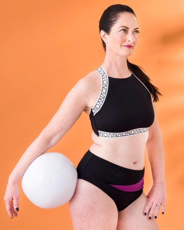 post-mastectomy swimwear