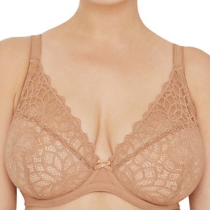 Glamorise Elegance All Lace Wonderwire Bra