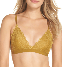 Madewell Lace Bralette