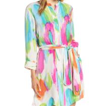 Natori Aurora Shirtdress