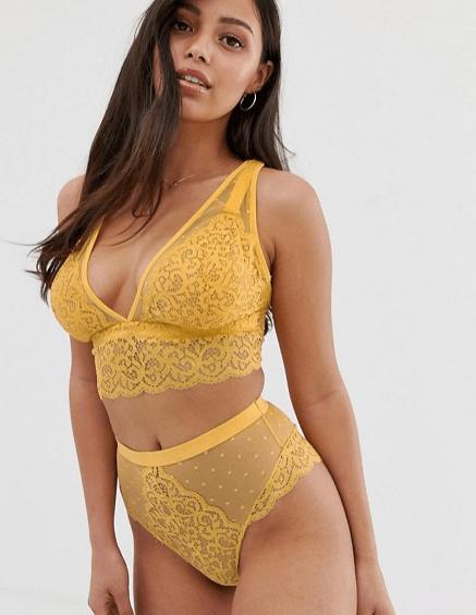 colorful plus size lingerie